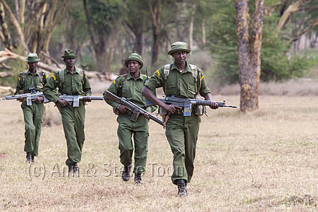 ACPP62 Anti-poaching patrol, Lewa Conservancy